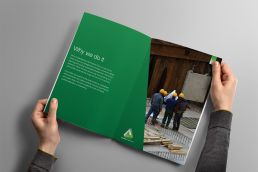 Auswide Brochure Design