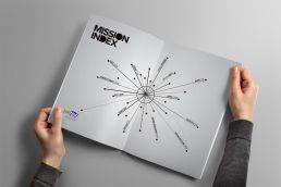 Wowwee Design - Sydney Design Agency - Jobfind design Brochure design - Success stories Job - Services Australia Jobfind Success Stories Brochure design