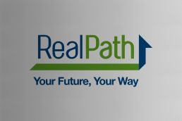 Disability Website Design Wowwee Design RealPath Logo Design REalPath Branding