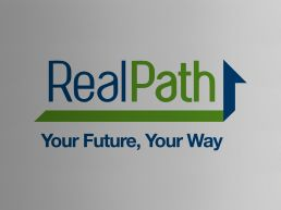RealPath Logo Design